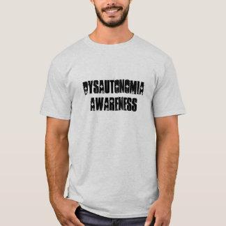Conciencia de Dysautonomia Playera