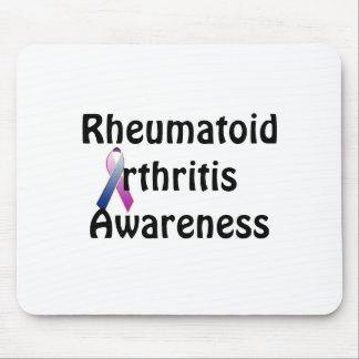 Conciencia de la artritis reumatoide tapete de ratones