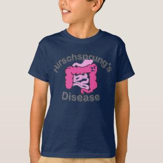 Conciencia de la enfermedad de Hirschsprung del Polera