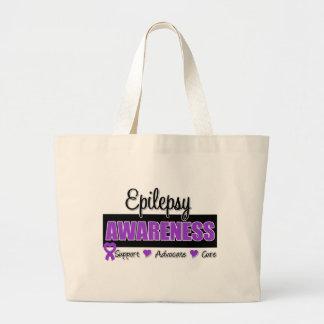 Conciencia de la epilepsia bolsas