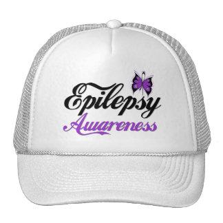 Conciencia de la epilepsia gorra