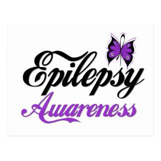 Conciencia de la epilepsia postal