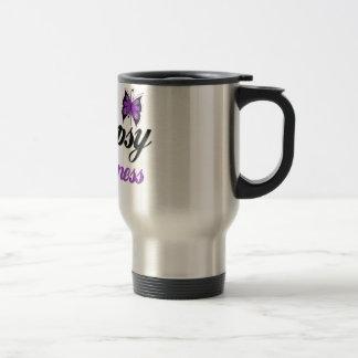 Conciencia de la epilepsia tazas de café