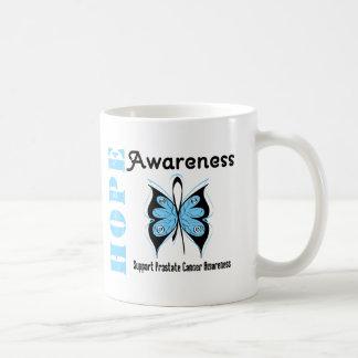 Conciencia de la esperanza del cáncer de próstata taza