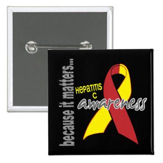Conciencia de la hepatitis C Pin