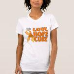 Conciencia de la leucemia camisetas
