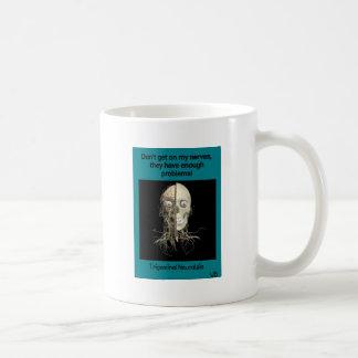Conciencia de la neuralgia de Trigeminal Taza Clásica