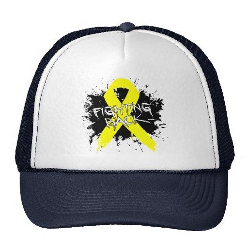 Conciencia de la prevención del suicidio - defendi gorras