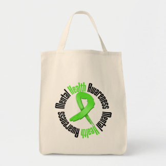 Conciencia de la salud mental de la ayuda bolsa