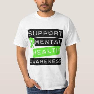 Conciencia de la salud mental de la ayuda playera