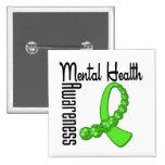 Conciencia de la salud mental pin