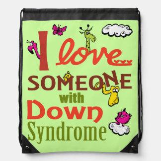 Conciencia de Síndrome de Down Mochilas