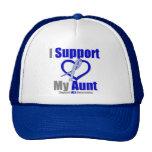 Conciencia del ALS apoyo a mi tía Gorros Bordados