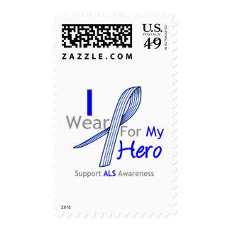 Conciencia del ALS llevo la cinta del ALS para mi Envio