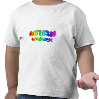 Conciencia del autismo (brillante) camisetas