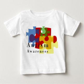 Conciencia del autismo camisas