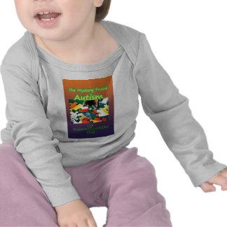 Conciencia del autismo de los productos camisetas