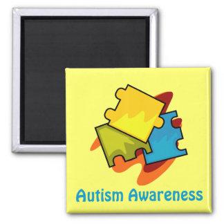 Conciencia del autismo iman