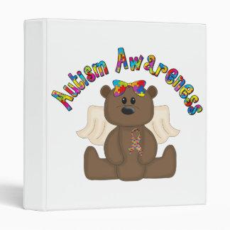 Conciencia del autismo (oso del chica)