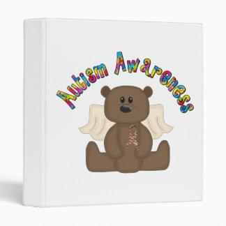 Conciencia del autismo (oso del muchacho)