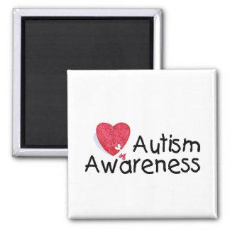 Conciencia del autismo (P Hrt 2) Imán