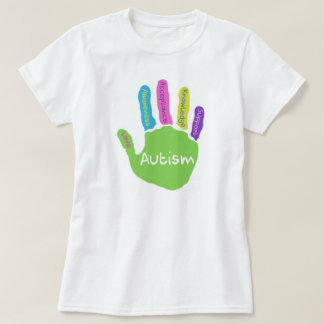 Conciencia del autismo playera