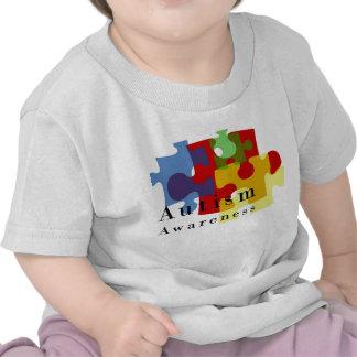 Conciencia del autismo camiseta