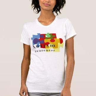 Conciencia del autismo poleras