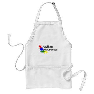 Conciencia del autismo (PP) Delantal