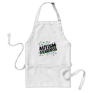 Conciencia del autismo PP Delantales