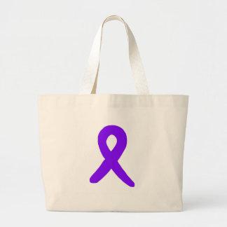 Conciencia del cáncer bolsa de mano