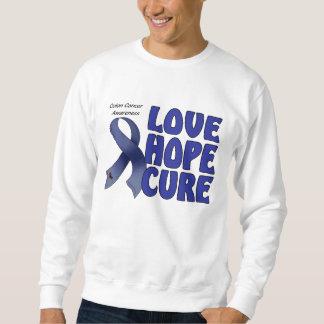 Conciencia del cáncer de colon suéter