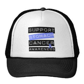 Conciencia del cáncer de estómago de la ayuda gorro de camionero
