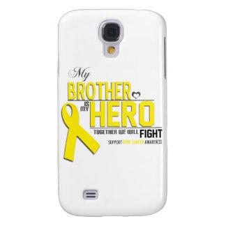 Conciencia del cáncer de hueso hermano