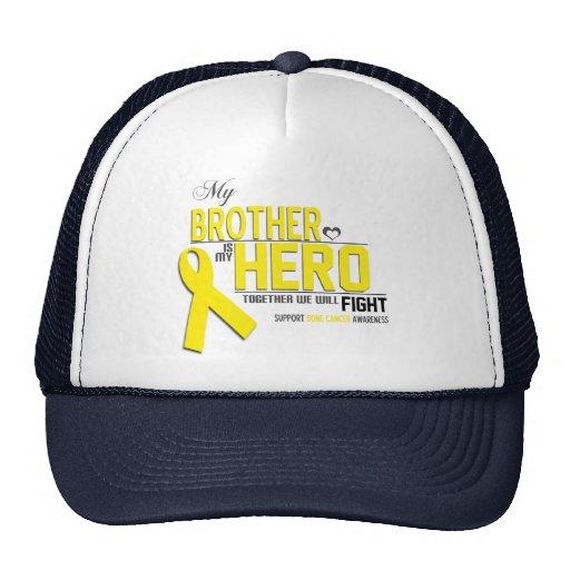 Conciencia del cáncer de hueso:  hermano gorra