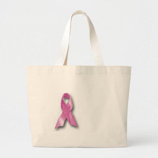 Conciencia del cáncer de pecho bolsas de mano