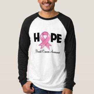 Conciencia del cáncer de pecho de la esperanza polera