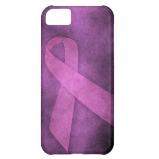Conciencia del cáncer de pecho funda para iPhone 5C