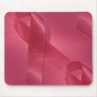 Conciencia del cáncer de pecho tapete de ratones