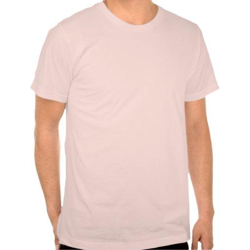 Conciencia del cáncer camiseta