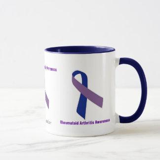 Conciencia del cáncer taza