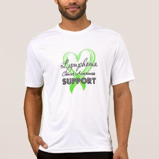 Conciencia del linfoma de la ayuda camisetas
