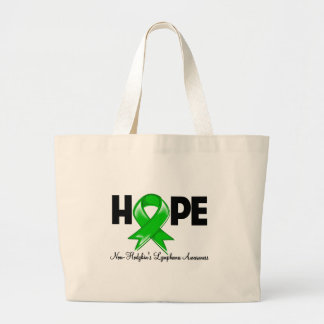 Conciencia del linfoma Non-Hodgkin de la esperanza Bolsa