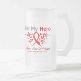 Conciencia del movimiento para mi amor FaithTribal Tazas De Café
