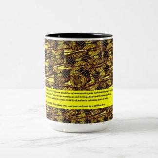Conciencia del ms - millón de Beez Taza De Café