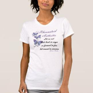 Conciencia del RA - no miremos detrás juntan con t Camiseta