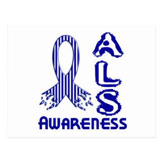 Conciencia F2 del ALS Postales