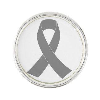 Conciencia gris de la cinta - zombi, cáncer de insignia
