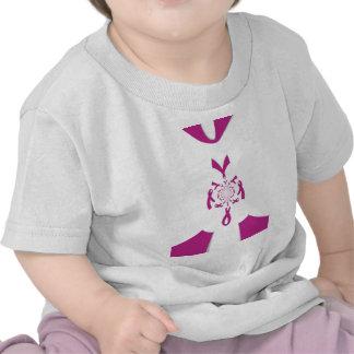 Conciencia Hakuna Matata el último Breas del cánce Camisetas