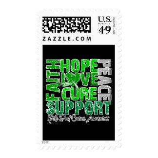 Conciencia hepática del cáncer de la curación del sellos